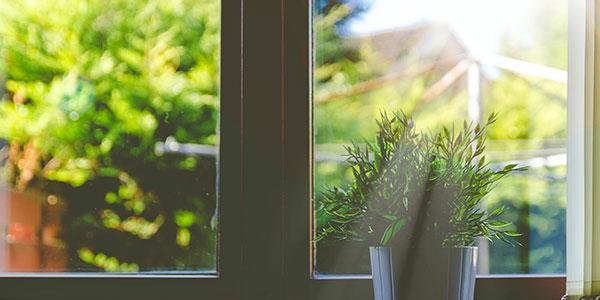 テラスハウス物件は日光や風が入ってきやすい